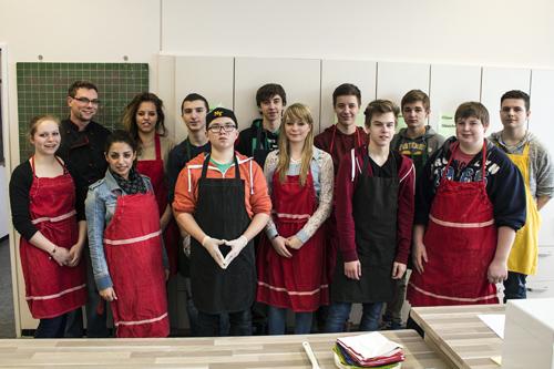 Gauß Cafetaria -20142